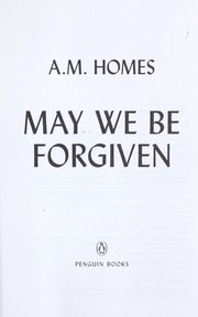 Cover of: May we be forgiven