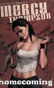 Cover of: Mercy Thompson | Patricia Briggs