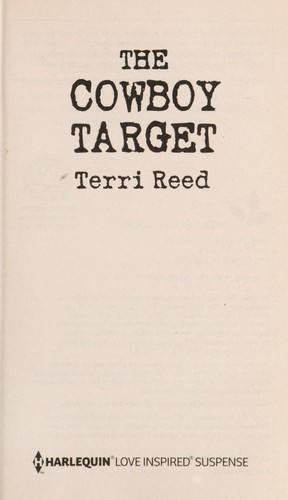The cowboy target by Terri Reed