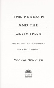 Cover of: The penguin and the Leviathan