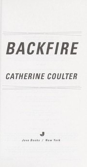 Cover of: Backfire | Catherine Coulter