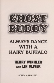 Cover of: Always dance with a hairy buffalo