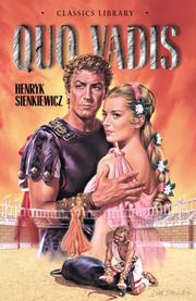 Cover of: Quo Vadis