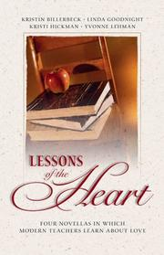 Cover of: Lessons of the heart