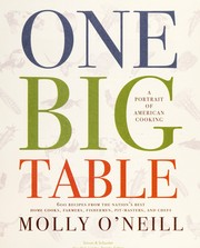 Cover of: One big table | Molly O