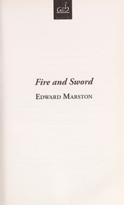Cover of: Fire and sword | Edward Marston