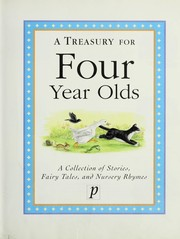 Cover of: Four Year Olds (Treasury for) |