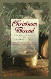 Cover of: Christmas Thread | Gail Gaymer Martin