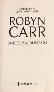 Cover of: Shelter Mountain | Robyn Carr