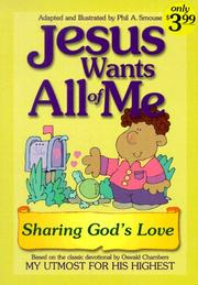 Cover of: Sharing God's love
