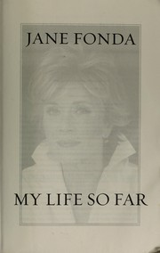 Cover of: My life so far