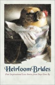 Cover of: Heirloom brides |