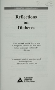 Cover of: Reflections on diabetes