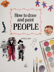 Cover of: How to Draw and Paint People (Art for Children (Unnumbered Booksales))