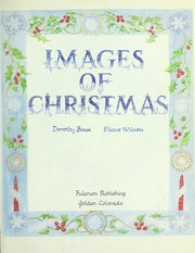 Cover of: Images of Christmas |