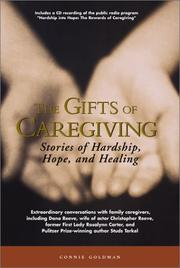 Cover of: The Gifts of Caregiving