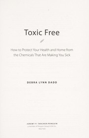 Cover of: Toxic free