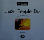 Cover of: Jobs people do | Anita Ganeri