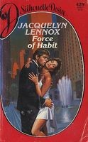 Cover of: Force Of Habit | Jacquelyn Lennox