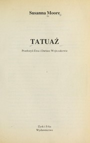 Cover of: Tatuaż̇