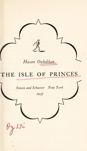 Cover of: The Isle of Princes