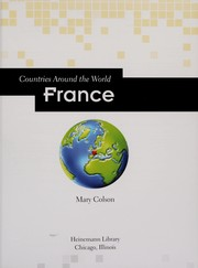 Cover of: France | Mary Colson