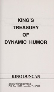 Cover of: King's Treasuty of Dynamic Humor