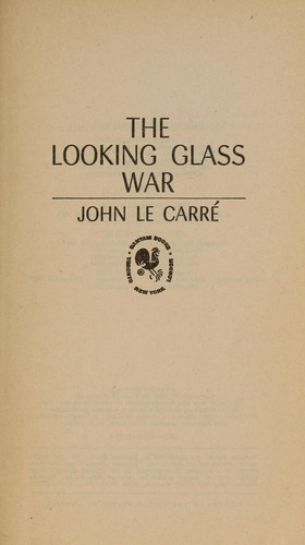 The Looking Glass War by