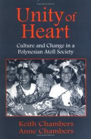 Cover of: Unity of heart | Keith Stanley Chambers