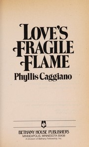 Cover of: Love's fragile flame