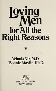 Loving men for all the right reasons