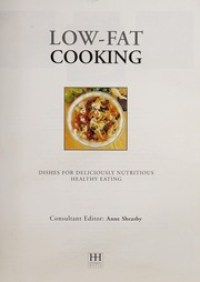 Cover of: Low-fat cooking | Anne Sheasby