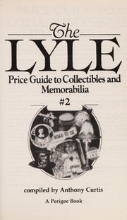 Cover of: The Lyle price guide to collectibles and memorabilia #2