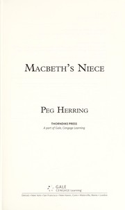 Cover of: Macbeth's niece