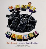Cover of: Max's castle