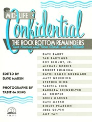 Cover of: Mid-life confidential |