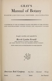 Cover of: A monograph of the section Oreocarya of Cryptantha