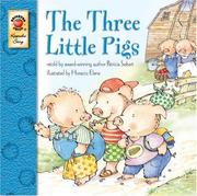Cover of: The Three Little Pigs | Patricia Seibert