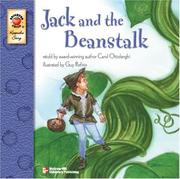Cover of: Jack and the Beanstalk | Carol Ottolenghi