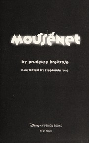 Cover of: Mousenet