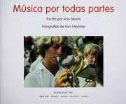 Cover of: Musica por todas partes