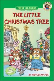 Cover of: The little Christmas tree | Mercer Mayer