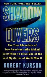 Cover of: Shadow Divers
