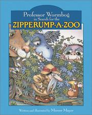 Cover of: Professor Wormbog in Search for the Zipperump-a-Zoo | Mercer Mayer