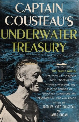 Captain Cousteau's underwater treasury by Jacques Yves Cousteau