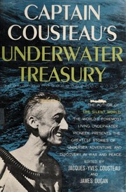 Cover of: Captain Cousteau's underwater treasury | Jacques Yves Cousteau