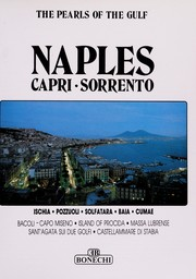 Cover of: Golden Book on Naples (Bonechi Golden Book Collection)