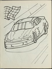 Cover of: Nascar Rusty Wallace Coloring And Activity Book |