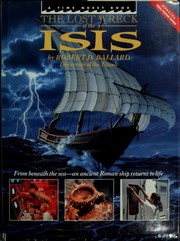 Cover of: The lost wreck of the Isis