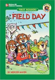 Cover of: Field day